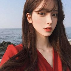 Kim Na Hee . Girl Of The Picture: NaHee Pelo Ulzzang, Mode Ulzzang, Ulzzang Korean Girl, Cute Korean Girl, Asian Girl, Korean Makeup Look, Korean Beauty, Asian Beauty, Korean Natural Makeup