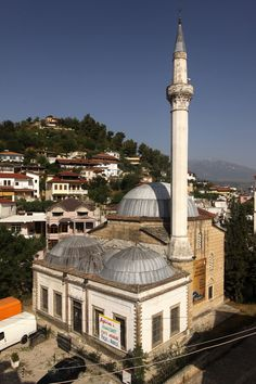 Looking for inspiration for May 2013: Berat, Albania