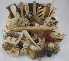 Natural Treasure Baskets
