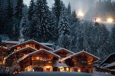Almdorf Flachau - Luxus-Chalets: Ferienhaus/ Chalet Flachau, Flachau - Ski amade