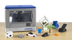 Make Contest w/ Dremel 3D Printer Prize - 3D Printing Industry #3DPrinting #Manufacturing #STEM