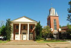 Truvy's Methodist church - First Natchitoches United Methodist Church