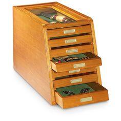 Collectors cabinet