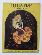 Theatre Magazine June 1923 w/Theatre & Silent Film Stars Plus Many Great Ads