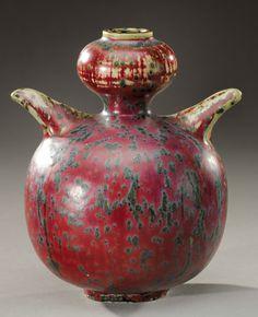 DALPAYRAT cabinet vase, 3 in. H.
