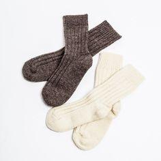 Wool Socks – Irish Design Shop Irish Design, Thick Socks, Wool Socks, Design Shop, Textiles, Colours, Pure Products, Woolen Socks, Fabrics