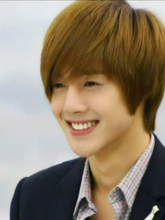 Kim Hyun Joong .  He was in the first two K-Dramas I watched.  Boys Over Flowers and Playful Kiss.