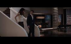 NUEVAS ESCENAS: Vídeo de Sam Taylor-Johnson en el apartamento de Christian Grey | 50 Sombras Spain