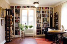 Gör en egen platsbyggd bokhylla! - Gård och Torp