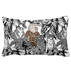 Eagle Stand-out Pillow