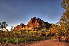Keep River National Park, Australia.