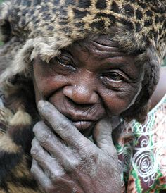 The witch doctor : Uganda