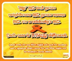 Multiple Sclerosis Quotes, What Works, The Cure