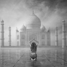 Taj Mahal by Ilayda Portakaloglu on 500px
