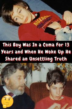 #Boy #Coma #13 #Years #Woke #Up #Shared #Unsettling #Truth Glasses Frames Trendy, Toothbrush Holder Wall, Smart Home Design, Stylist Tattoos, White Nike Shoes, Gifts For Your Sister, Waist Workout, Hazel Eyes, African Elephant