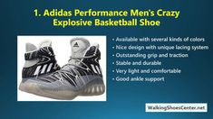 Top 5 Best Basketball Shoes For Ankle Support 2017 Chino Hills Basketball, Nc State Basketball, Lifetime Basketball Hoop, Basketball Shorts Girls, Basketball Games For Kids, High Top Basketball Shoes, Basketball Workouts, Basketball Uniforms, Basketball Sneakers
