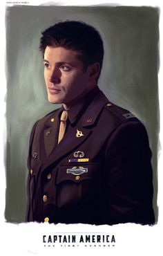 Captain America Dean