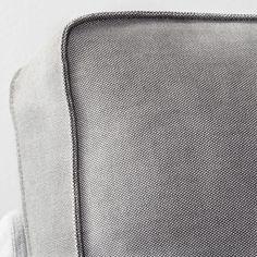 KIVIK Sectional, corner - with chaise Orrsta, Orrsta light gray - IKEA Ikea Kivik, Ikea Bank, Loveseat Covers, Chaise Cushions, Ikea Family, Family Room, Sofa Frame, Ikea Couch, Polyurethane Foam