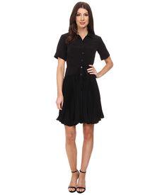 Nanette Lepore Sunburst Dress Black - Zappos.com Free Shipping BOTH Ways