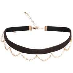 VELOUR CHOKER NECKLACE Pieces ($12) ❤ liked on Polyvore featuring jewelry, necklaces, lock necklace, choker necklaces, lock jewelry, adjustable necklace and lock choker