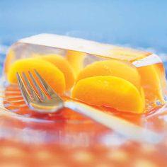 Blushing Peach Terrine | Cook's Country