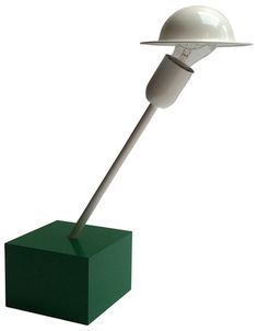 Paddle8: Don Table Lamp - Ettore Sottsass