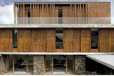 Courtyard House | Nhà ở Parañaque, Philippines – Atelier Sacha Cotture | KIẾN TRÚC NHÀ NGÓI