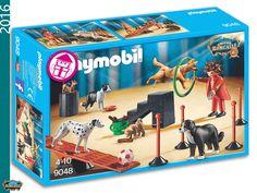 PLAYMOBIL 9048 Roncalli Dog Training