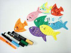 Brincadeiras para a festa de São João:faça um jogo de pescaria! Para a professora que precisa elaborar jogos para a festa de sua escola,…