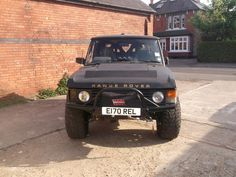 1988 LAND ROVER RANGE ROVER for sale | LRO.com, UK Range Rover For Sale, Landrover Range Rover, 4x4 Van, Range Rover Classic, Off Road Adventure, Range Rovers, Toyota Land Cruiser, Jeeps, Offroad
