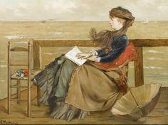 pintura de Victor Fontaine