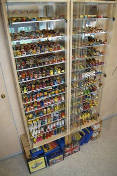 Hot Wheels Storage, Hot Wheels Display, Toy Car Storage, Boy Car Room,