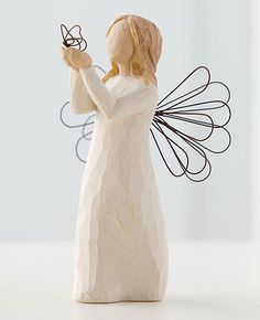 Willow Tree Engel der Freiheit Angel of Freedom Willow Tree Statues, Willow Figurines, Willow Tree Engel, Willow Tree Figuren, Angel Sculpture, Sauce, Sculpting, Lord, Butterfly