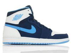 Nike Air Jordan 1 Retro High CP3 Navy University Blue White (332550-402) - RMKstore