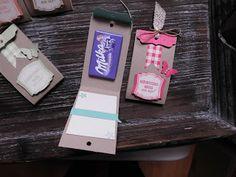 Kreativ am Deich : ...Schoki-Goodies mit den neuen Incolor-Farben von Stampin`Up! ...mit klitzekleiner Anleitung ..hihi...
