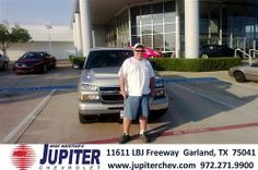 Thank you to Michael Lee on the 2007 Chevrolet Silverado 1500 Classic from John  Hughes and everyone at Jupiter Chevrolet!