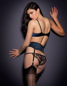 Stephanee Waspie Navy/Black - View All - New In