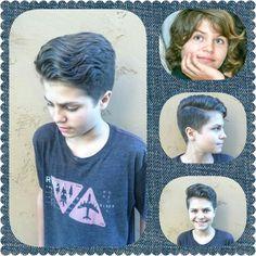 From #surfer dude to #justinbieber, Drake gets an #awesome #ReStyle by Kathy.  #laguna #LagunaLocals #LagunaBeach #Men #MensHair #MensGrooming #Grooming #style #stylist #Fashion #hair #beforeandafter #Haircut #kidscut #Cut #Salon #Childrenshair