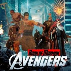 Avengers, BoM style!