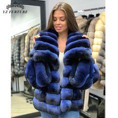 Chinchilla Fur Coat, Rabbit Fur Coat, Fox Fur Coat, Fendi Fur, Coats For Women, Clothes For Women, Fur Fashion, Women Wear, Sexy Women
