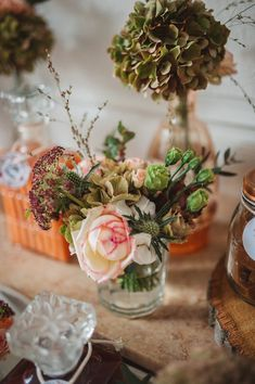 @sweet mome // Gender reveal party // Bouquet sauvage