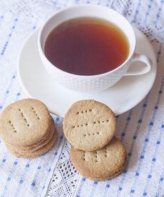 Recept på hemmagjorda digestivekex