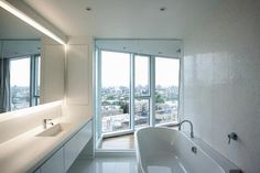 Grand Army Plaza contemporary bathroom