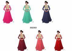 Catalog Name : SS2353    Designs : 6 MOQ : Full Catalog