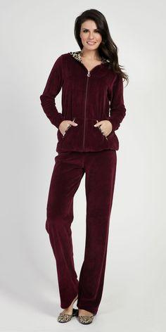 Velvet Homewear 80% Cotton 20% Polyester   Loungewear  Vamp! Velvet Homewear 80% Cotton 20% Polyester 5378 Jumpsuit, Velvet, Cozy, Cotton, Collection, Dresses, Fashion, Overalls, Vestidos