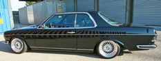 I don't care for the 4 door W123's, but this coupe is HOT!