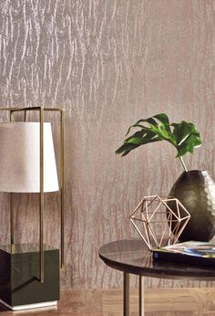 Ambience is a book of wallpapers packed with atmosphere, embracing misty forest landscapes, tumbling ferns and tropical trails complemented by chic geometrics and a lustrous bark-effect coordinate. All are in soft, imaginative colourways, providing the perfect way to enhance classic and contemporary interiors alike.