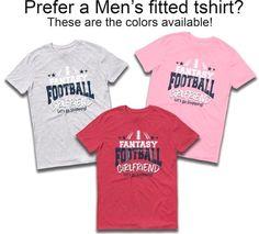 Fantasy Football Girlfriend fun ladies tshirt, Football tshirt for girlfriend, fantasy shirt for gir : Fantasy Football Girlfriend fun ladies tshirt, Football tshirt for girlfriend, fantasy shirt for gir #Fantasy #Football #Girlfriend