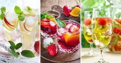 Sangria på vitt, rött och rosé. Foto: Shutterstock