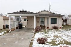 """New Listing!  3481 Old Vernon Road #4  Kelowna, BC V1X 6Z4    $259,900.00  Live The Peaceful Easy Feeling In Quiet Country Lane!  Beautifully renovated two bedroom and den, two bathroom no step rancher in a very quiet age restricted development. This lovingly maintained home has had many recent upgrades including: roof, furnace, windows, hot water tank, humidifier, hardwood flooring, crown moulding, counter tops and awnings. Witha 5'0"""" crawlspace (accessed through laundry room) and…"""